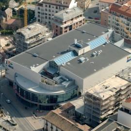 Centro comercial ARCCA en Calahorra (La Rioja)