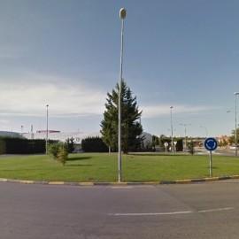 Urbanización entorno al Centro Comercial Eroski en Calahorra-2