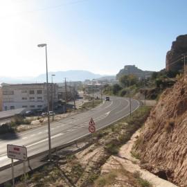 Viales acceso Este a Arnedo (La Rioja)