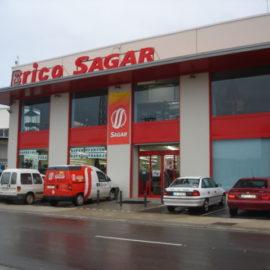 Nave Comercial Sagar