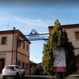 Bodega Cooperativa San Isidro en Aldeanueva de Ebro