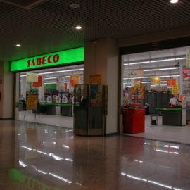 Centro Comercial Super Sabeco en Calahorra