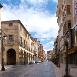 Urbanización y Pavimentación de calles y plazas
